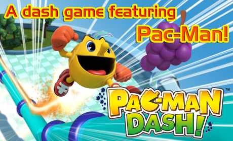 PAC-MAN DASH! v1 3 4 Apk + Data android