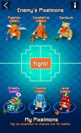 Pixelmon GO - catch them all!