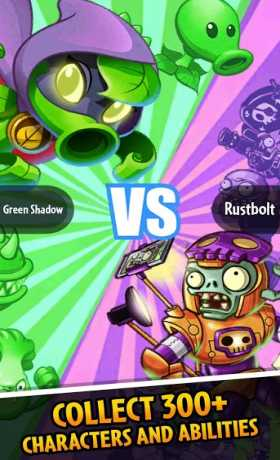 Plants vs  Zombies Heroes 1 32 11 Apk + Mod HP,Sun android