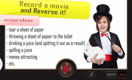 Reverse Movie FX - magic video 1 4 0 27 Unlocked Apk for android