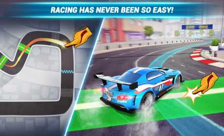 Ridge Racer Draw And Drift 1 2 4 Apk Mod Data Android