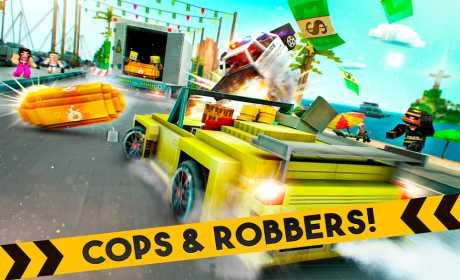 ? Robber Race Escape ?