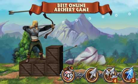 Robin Hood - Archery Games PVP