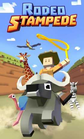 Rodeo Stampede Sky Zoo Safari 1 23 3 Apk + Mod Money android