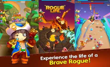 Rogue Life : Squad Goals