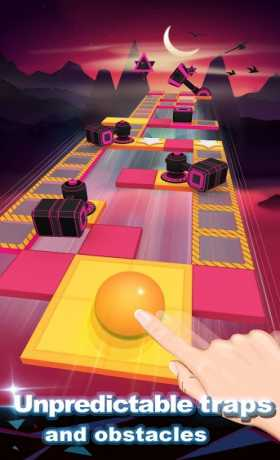 Rolling Sky 2 2 7 1 Apk + Mod Ball,Shield,Key android