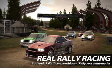 Rush Rally 2 1 130 Apk + Mod android