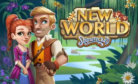 Shipwrecked: New World