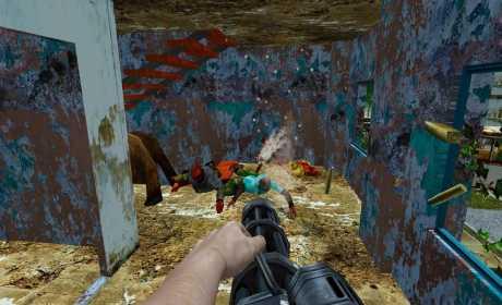 SHOCK - Zombie Survival