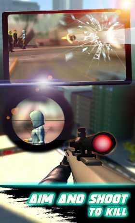 Sniper 3D Silent Assassin Fury