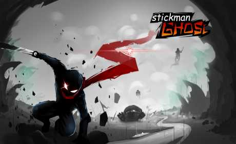 Stickman Ghost Warrior