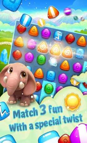 Sunny Smash - Puzzle Adventure