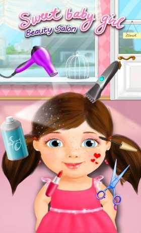 Sweet Baby Girl Beauty Salon