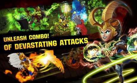 The Battle of Gods-Apocalypse