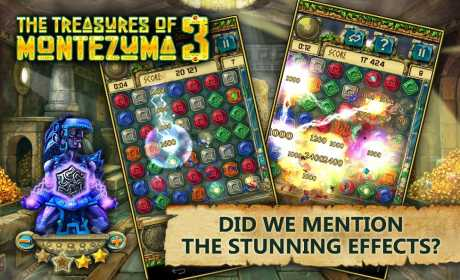 Treasures of Montezuma 3 free