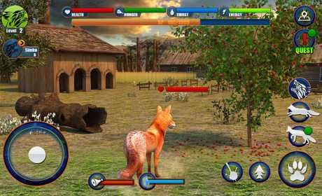 Wild Fox Adventures 2016 v1 0 Apk android