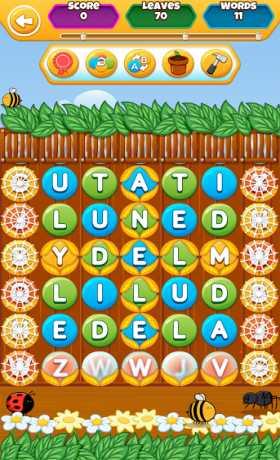 WordBuzz: The Honey Quest