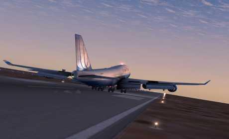 X-Plane 10 Flight Simulator