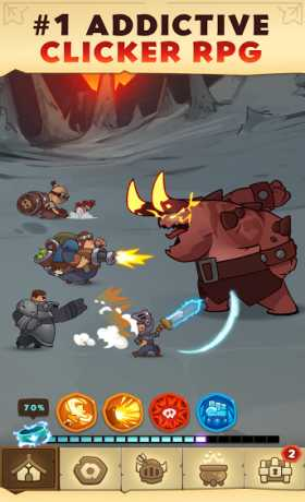 Almost a Hero 3 3 3 Apk + Mod Unlimited Money android
