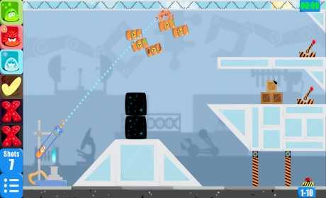 Amorph Escape - Puzzle Game