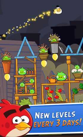 angry birds 2 mod apk download android 1.com