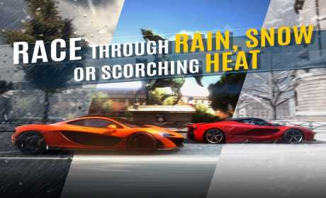 Asphalt Street Storm Racing Screenshots