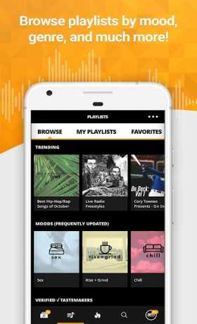 Audiomack Free Music Downloads Full 4 10 1 Unlocked Apk android