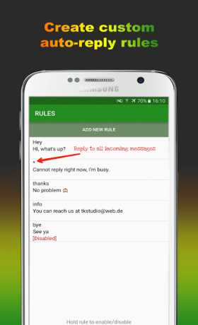 AutoResponder for WA Pro 9 97 Apk android