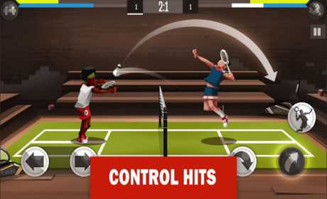 Badminton League 3 75 3957 Apk + Mod (Unlimited Money) android