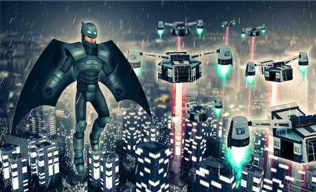 Bat Superhero Battle Simulator 1 03 Apk + Mod android