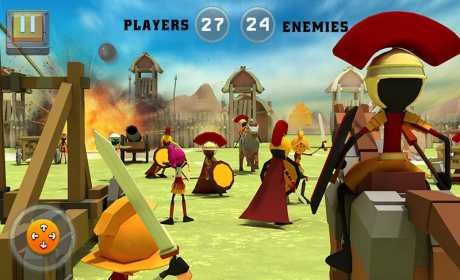 Battle of Rome : War Simulator