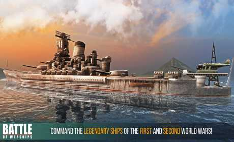 Battle of Warships Screenshots