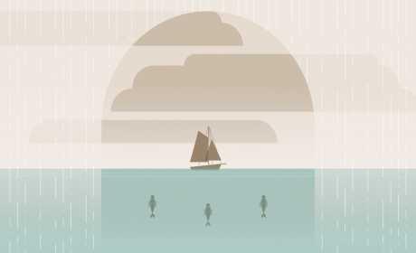 Burly Men at Sea