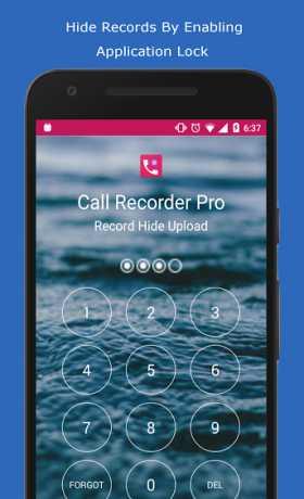 Call Recorder Pro - Record, Hide, Upload