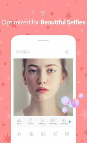 Candy Camera - Selfie Selfies 5 4 22 Apk android