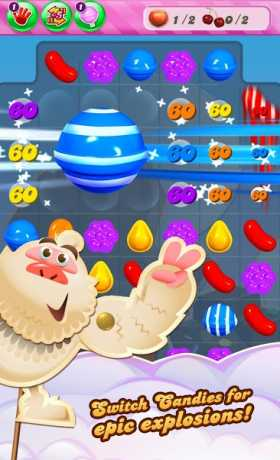 Candy Crush Saga 1 157 0 5 apk + Mod + Patcher