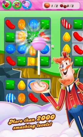 Candy Crush Saga 1.185.1.4 apk + Mod + Patcher