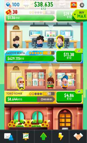 Cash, Inc. Jeu Fame & Fortune
