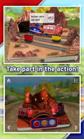 Chuggington Chug Patrol Book
