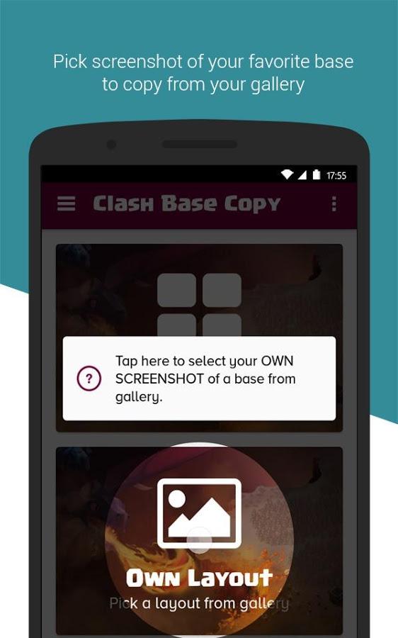 Clash Base Designer for COC v1 1 8 Apk for android