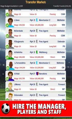 Club Soccer Director - Soccer Club Manager Sim 2 0 8e Apk
