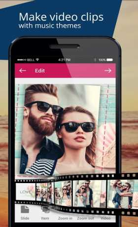 Collage+: Pic Collage & video editor & album maker