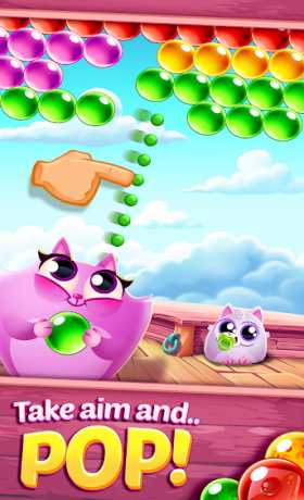 Cookie Cats Pop 1 39 1 Apk + Mod VIP,Infinte Lives,Coins