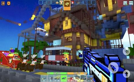 Cops N Robbers - FPS Mini Game