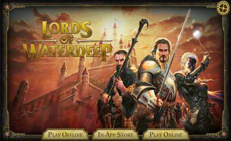 D&D Lords of Waterdeep
