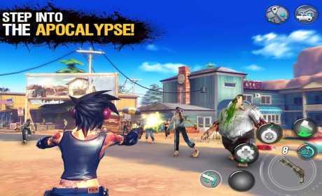 Dead Rivals - Zombie MMO (Unreleased)