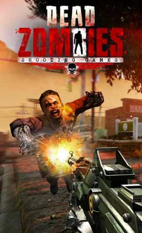 Dead Zombies - Shooting Game