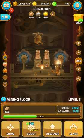 Deep Town Mining Factory Mod Money + Apk 2.8.9 Terbaru