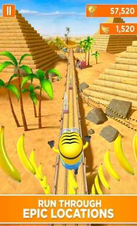 Despicable Me Minion Rush Apk Minion Rush Desp...