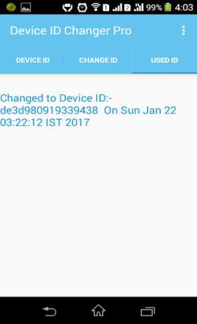 Device ID Changer Pro [ADIC] 4 1 Apk for android